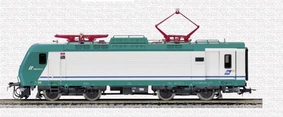 VITRAINS 2147M - Locomotiva elettrica E464.566, Trenitalia ...