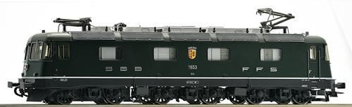 ROCO 72584 - Locomotiva elettrica Re 6/6, SBB