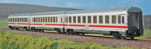 "ACME 55128 - Set 3 carrozze del treno ""Norderney"" in livrea ICE, DB, ep.V"