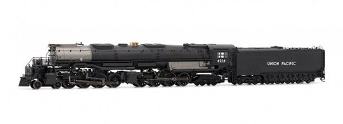 "RIVAROSSI HR2753 - Locomotiva a vapore classe 4000 ""Big Boy"", UP, ep.III ** ED.LIM. **"