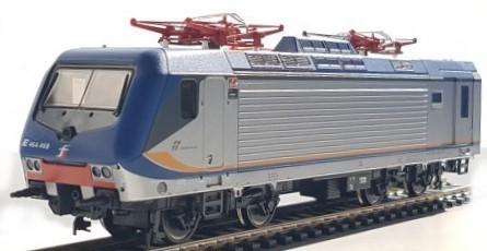 livrea Trenitalia Locomotiva elettrica FS E 464 464 ep VI PIRATA