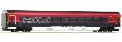 ROCO 64721 - Carrozza classe Business Railjet, OBB, ep.VI