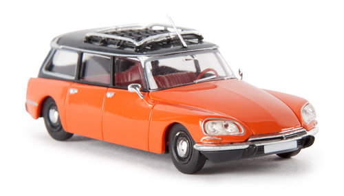 BREKINA 14215 - Citroen DS Break, ep.IV
