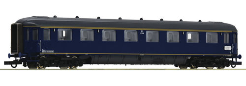 "ROCO 74428 - Carrozza 1a classe tipo ""Plan D"" tipo Ad8, NS, ep.III"