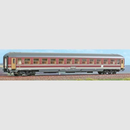 ACME 50787 - Carrozza 2a classe tipo UIC-X 1975, FS, ep.V